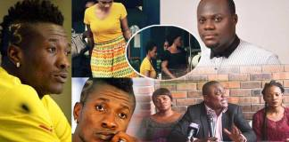 Audio: How Asamoah Gyan fvcked Sarah Kwablah till blood came-Osarfo Anthony narrates