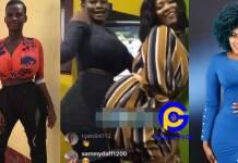 A video of popular rivals Nayas and Pamela twerking together goes viral [Watch]