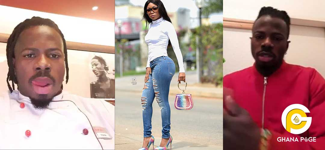 Rosemond Brown and Mase Ratty - Akuapem Poloo at her age still wets bed – Social media influencer alleges