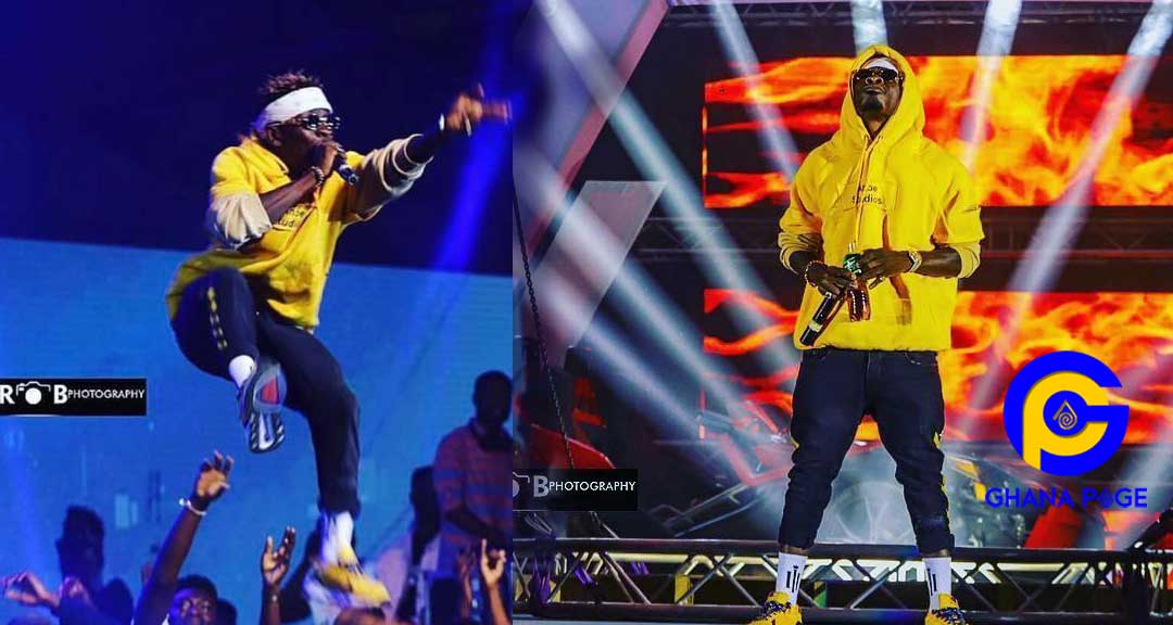 Shatta Wale 1 1 - 3 Music Awards 2019: Shatta Wale won 8 awards out of 11 nominations