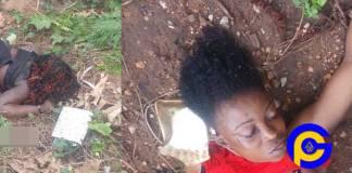 Two ladies gang-raped and killed afterward at Abrepo, Kumasi