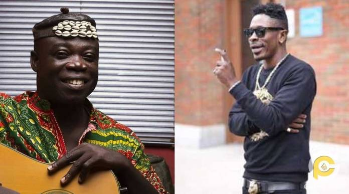 Ackah Blay and Shatta Wale - Ackah Blay responds to Shatta Wale's threat