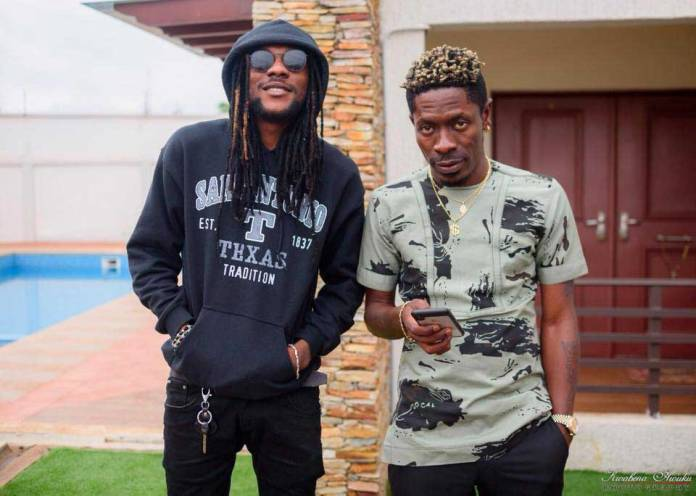 Addi Self Shatta Wale - Addi Self's ridiculous reaction to Stonebwoy's new deal with Samsung Gh