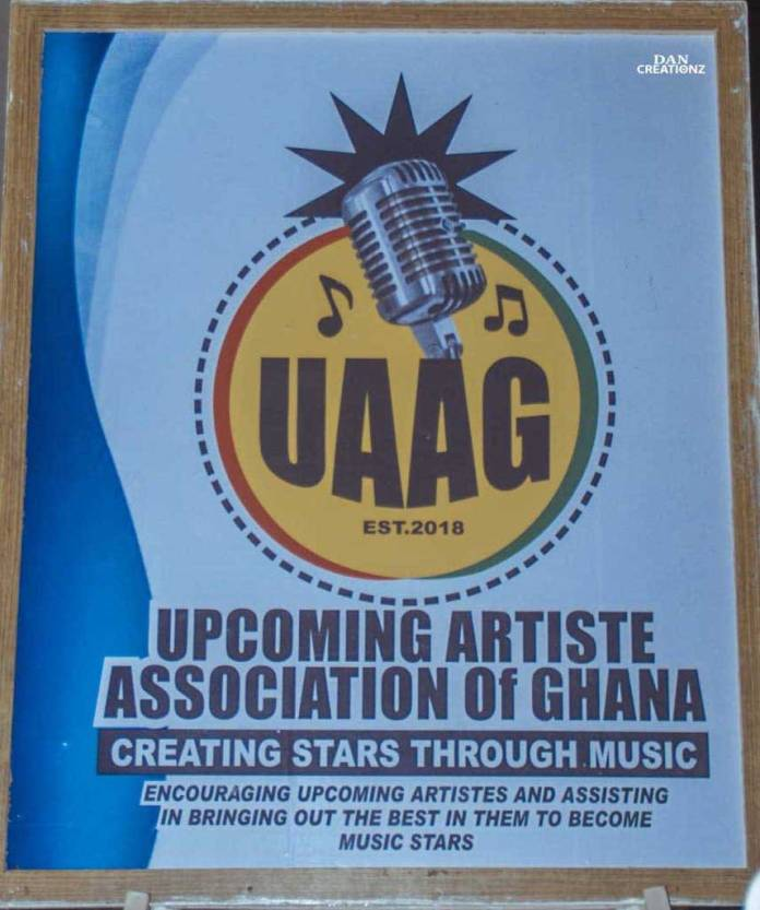 Ama Adomah 2 - Ghanaian media hype stupid people and neglect the hard working ones- Pres of Up and Coming Artists Assoc. of Ghana