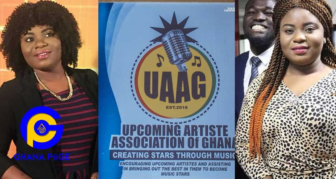 Ama Adomah Underground Assoc Ghana - Ghanaian media hype stupid people and neglect the hard working ones- Pres of Up and Coming Artists Assoc. of Ghana