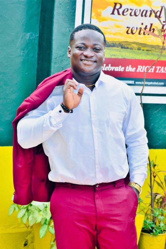Asibuo Kofi Nti - Meet Asibuo Kofi Nti, the CEO of BirdEmpire, Signature Pub and Lounge located at Bechem