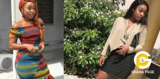 """Dear Death, I'm ready""-Depressed Efia Odo threatens suicide after her 3some with Shatta and Junior US leaked"