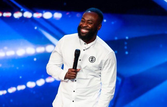 KOJO ANIM - Ghanaian comedian Kojo Anim gets Golden Buzzer at Britain's Got Talent 2019