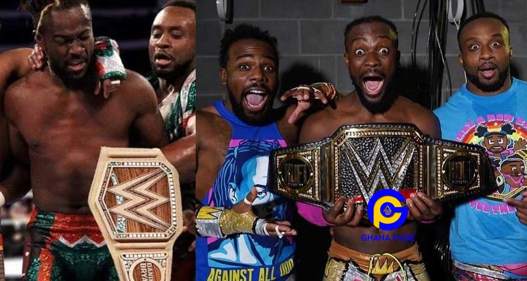Video Kofi Kingston is the 2nd black man and 1st Ghanaian to become WWE Champion after beating Daniel Bryan