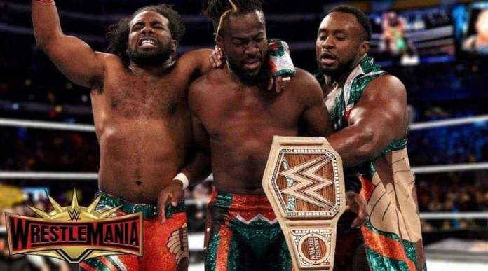 Kofi Kingston - Ghanaian WWE World champion, Kofi Kingston to visit Ghana after 25yrs