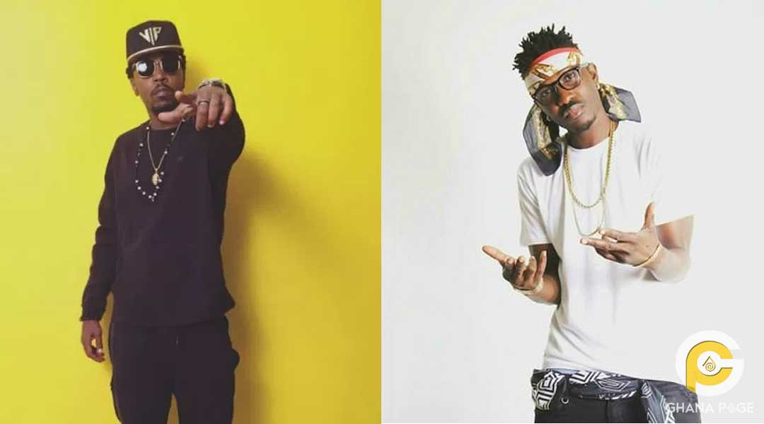 Kwaw Kese Tinny - Tinny threatens to kill Kwaw Kese's career
