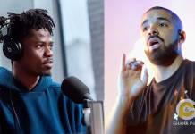 I entered into music because of Drake - Kwesi Arthur