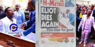 "Man who was ""resurrected"" from death by Pastor Alph Lukau dies again- He died from stomach swelling"