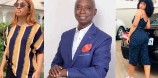 NED NWOKO & REGINA DANIELS