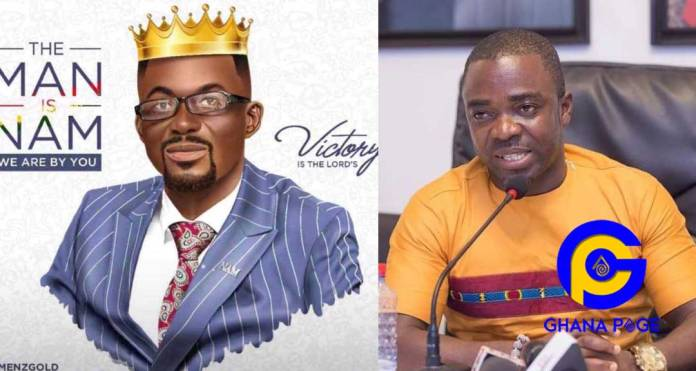 Video: Sammy Flex confirms the release of Nana Appiah from Dubai Jail-NAM1 to be paid $39M