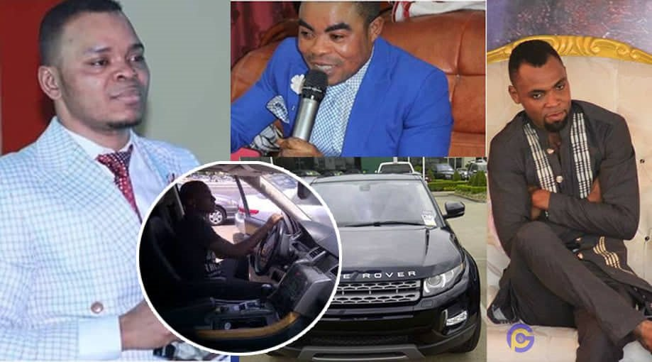 OBOFOUR ONE BLOW OBOFOUR - Ghanaians descend on Angel Obinim for recording conversation with his fmr. Pastor