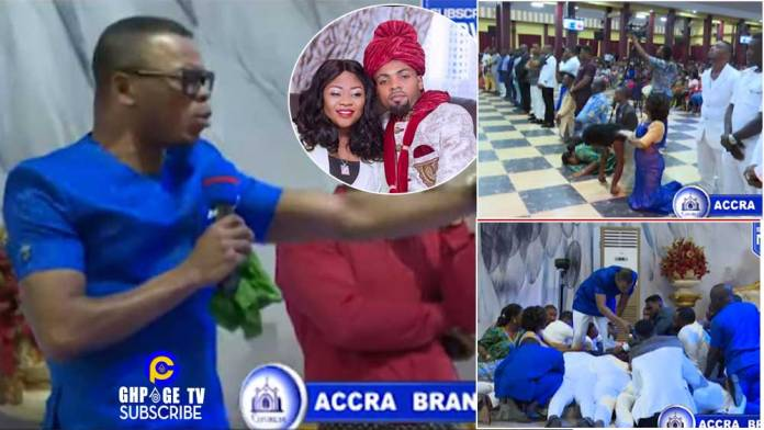 Obinim sacks all his pastors after One Blow's 'betrayal'