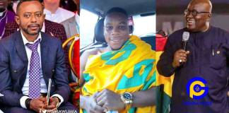 Video: Owusu Bempah has been disgracing Christianity ever since NPP won-Gospel musician