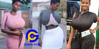 Video:My gigantic Boobs are a miracle to me; Doctors examined them when I was 16yrs - Pamela Watara