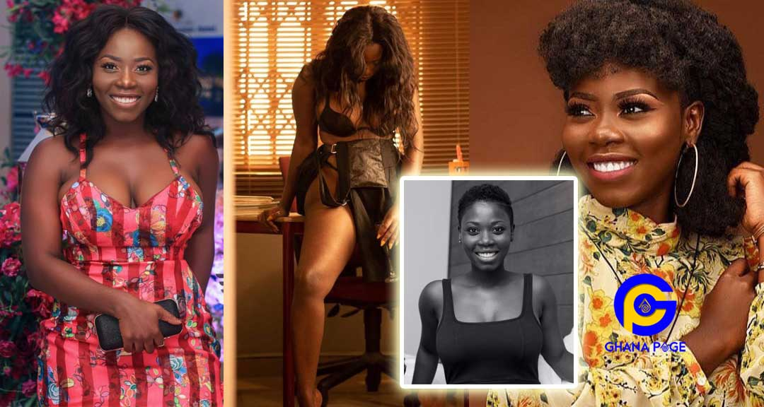 Ruth Oti Roototi 00 - Meet Ruth Oti aka Roototi the beautiful and eloquent young lady who played the role of 'SADIA' in TV3's Ghanaian drama series