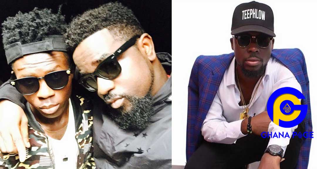 TeePhlow ridicules Sarkodie and Strongman after Strongman was