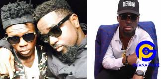 """TeePhlow ridicules Sarkodie and Strongman after Strongman was """"kicked out"""" of Sarkcess Music"""
