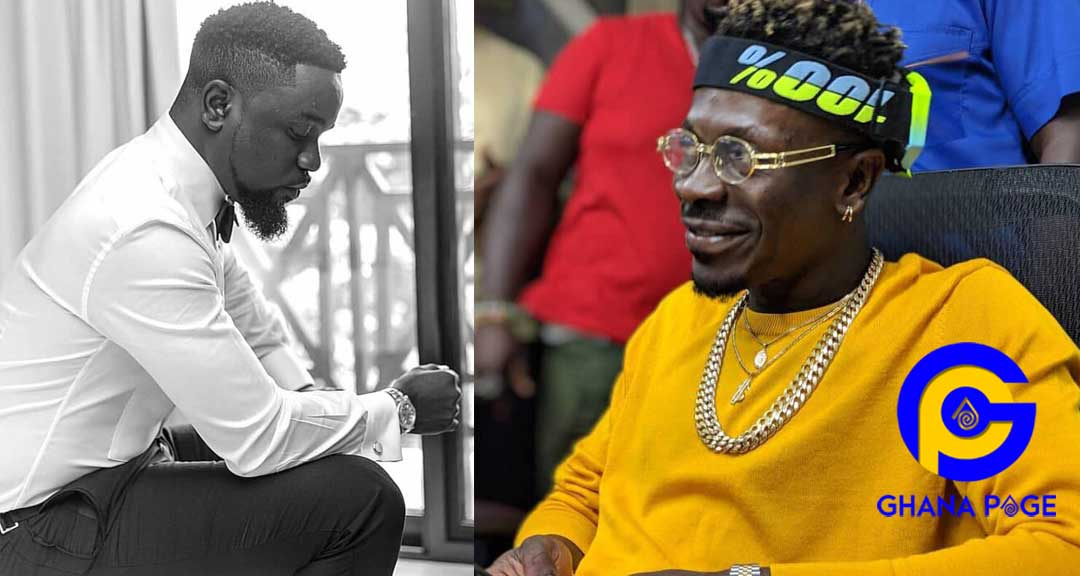 Shatta Wale Sarkodie - VGMA 2019: Shatta Wale mocks Sarkodie for begging fans to vote for him