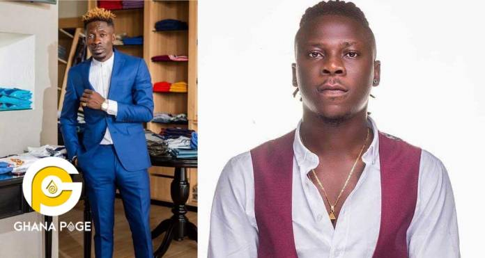 Shatta Wale Stonebwoy - Shatta Wale performed in front of 32 fans and not Stonebwoy