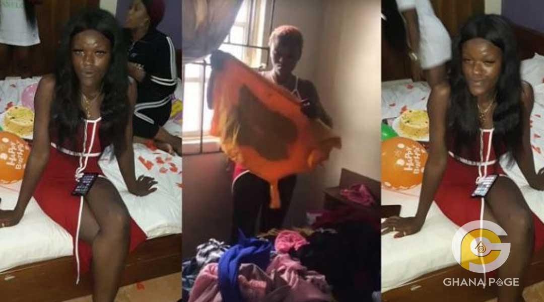 Slay Queen Aisha - Slay Queen caught stealing at a birthday party