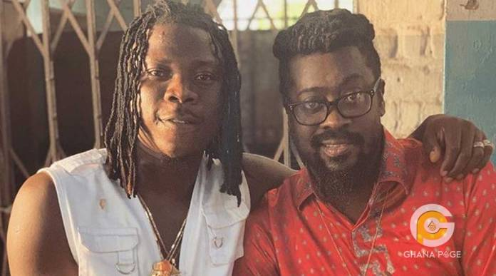 Stonebwoy and Beenie Man - Stonebwoy is so talented – Beenie Man