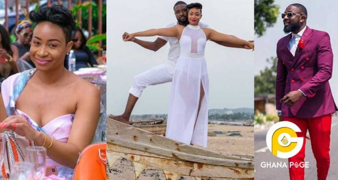 For the first time, Pokello reveals why she divorced Elikem Kumordzi