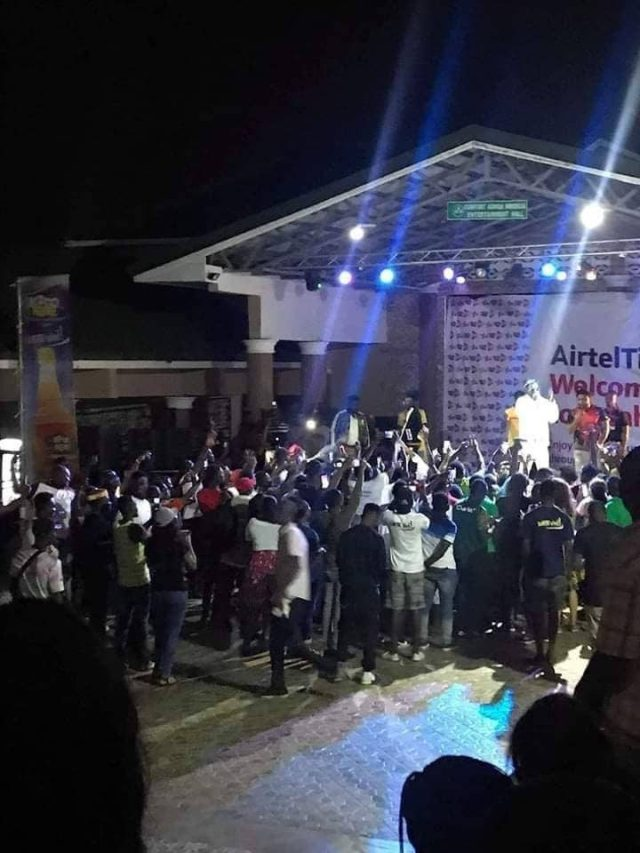 shatta wale 1 - Shatta Wale performed in front of 32 fans and not Stonebwoy