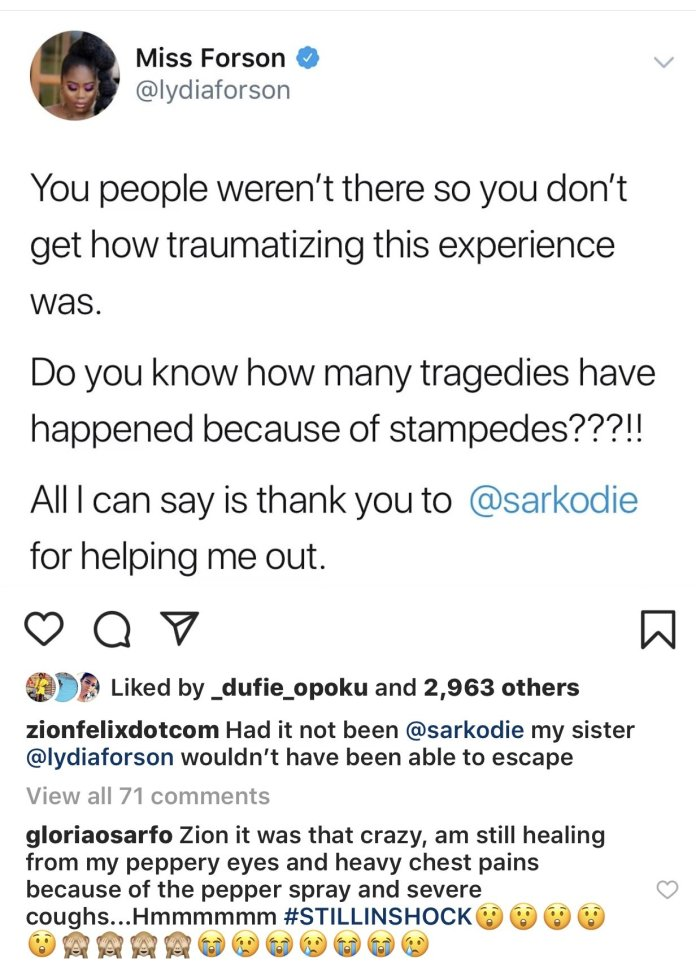 Gloria Sarfo's Post