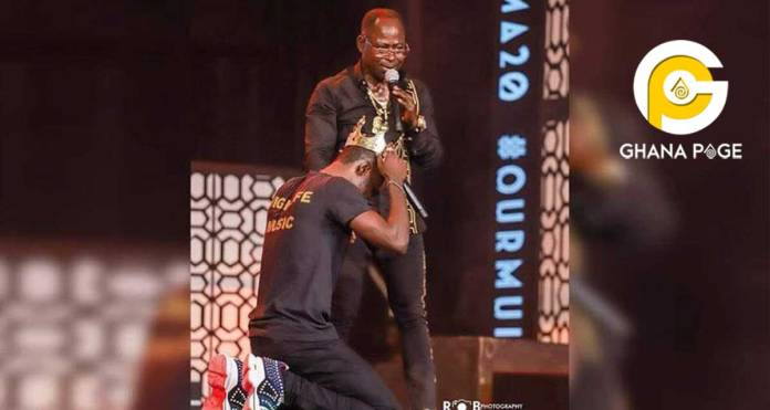 VGMA 2019: Amakye Dede was forced to crown Kuami Eugene 'highlife king' – Manager reveals