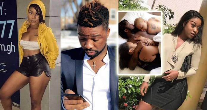 My Tonga kills faster than Ebola-Late Junior US' alleged girlfriend, Efia Odo brags online