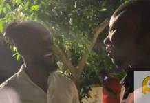 Kofi Kingston and Stonebwoy