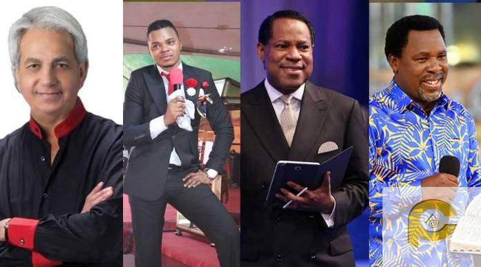 Benny Hinn, TB Joshua, Pastor Chris are not my size
