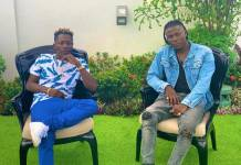 """""""The wise shall inherit glory""""~Stonebwoy reacts to making peace with Shatta Wale-Here's his message"""