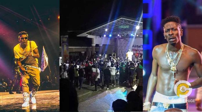 Shatta Wale doesn't deserve the amount he charges for shows - Event Organizer