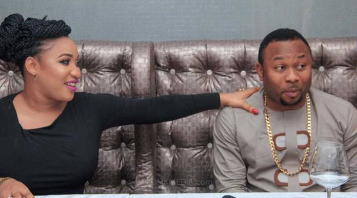 Tonto Dikeh and ex-Husband