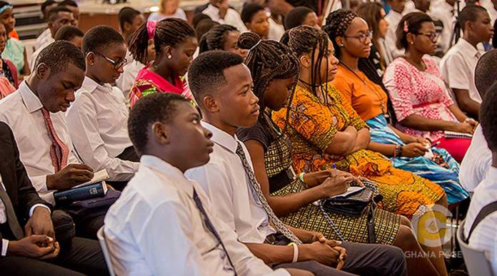 Ghanaian youth are too religious - Survey
