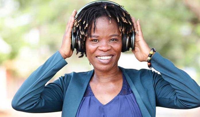 Former Adom FM presenter, Ohemaa Woyeje welcomes baby girl ...