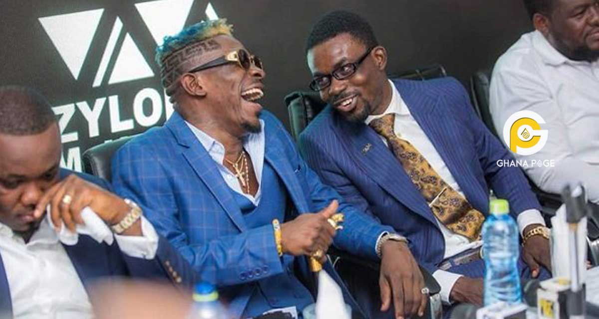 Shatta Wale Nana Appiah Mensah NAM1 - Shatta Wale reveals the only way Menzgold customers can get their money