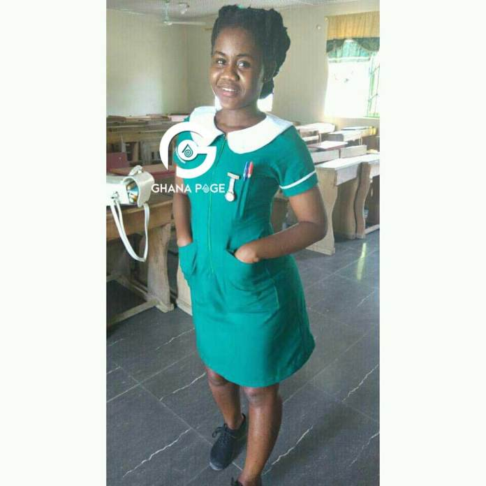 PHOTO of the nurse who was busy buying Mama Gee's charms to snatch married men 2