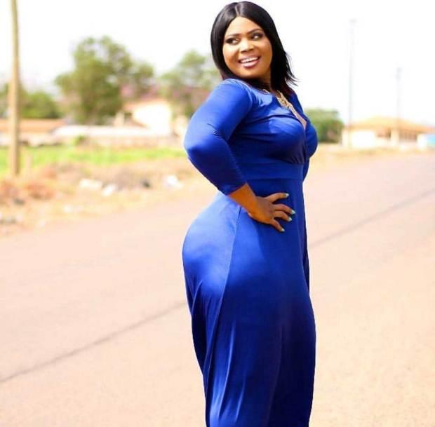 photos of Christiana Awuni's Daughter