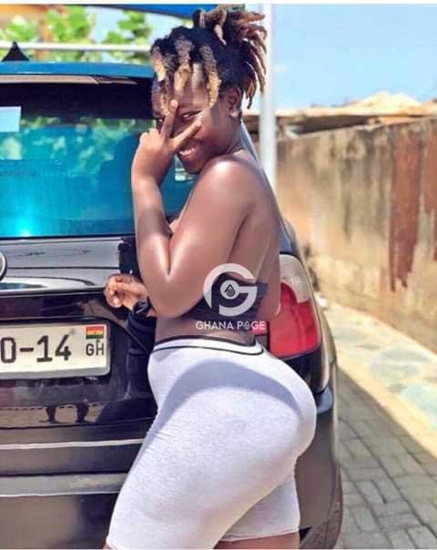 Ebony Lookalike Akua Kyeremanteng 1 - Ebony Reign's lookalike resurfaces-shares stunning photos online