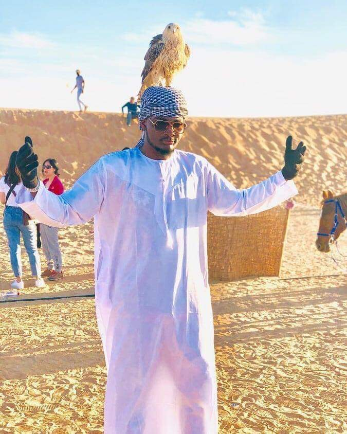 Just 3 reasons why AMG Mawuli YoungGod became a Muslim 3