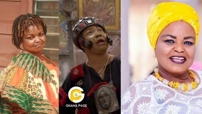 Auntie Bee-Nana Agradaa