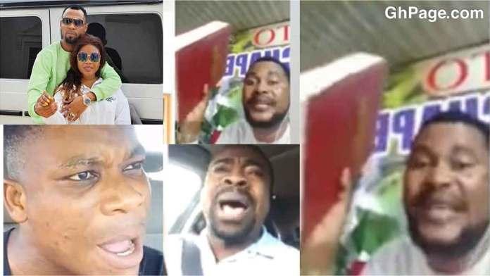 Prophet who exposed Obofour for killing his 2 kids curses Hoahi,Amankrado-claims Obofour do 3som