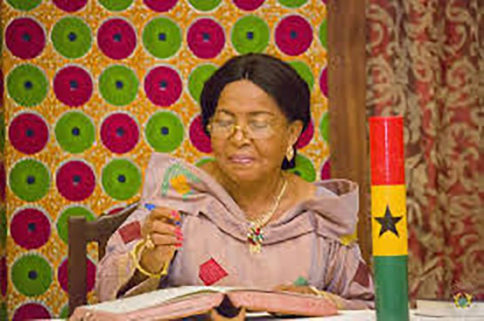 Ghana Ambassador to the Czech Republic, Madam Virginia Hesse